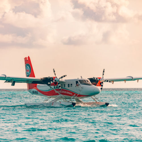 Maldives : Heavenly Taxis