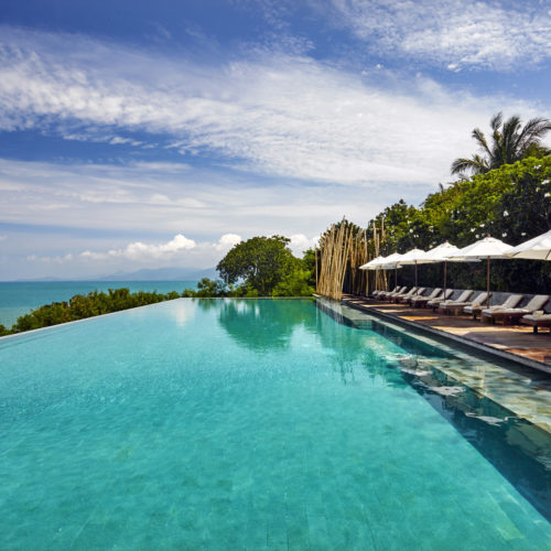 Six Senses Samui : hidden thai paradise...