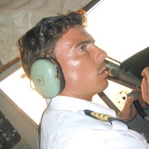 L'un des 40 pilotes de la Trans Maldivian Airways