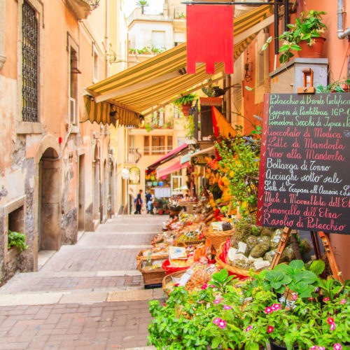 Taormina - shutterstock_202344283