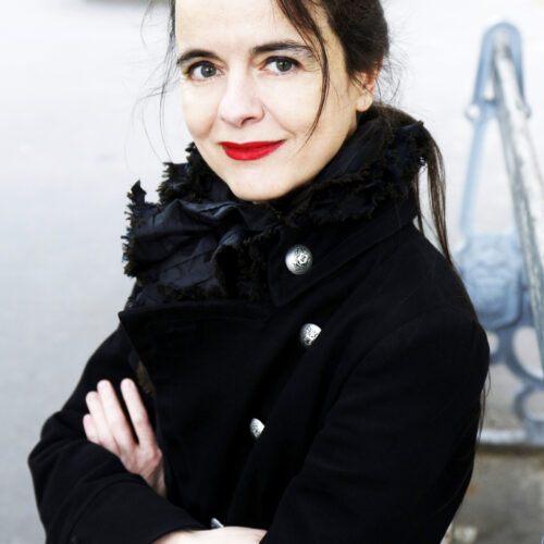 """Amelie Nothomb : """"I am drawn by the unknown..."""""""